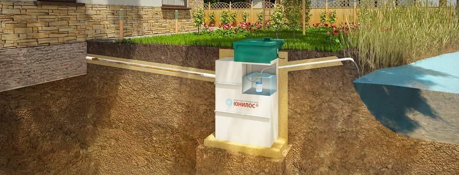 Монтаж и обслуживание канализационных установок